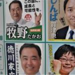 21日は投票日、「徳川家康」は有効か無効か?